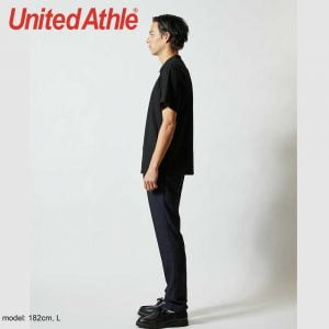 United Athle 4.7oz High Performance Dry-Fit Polo Shirt
