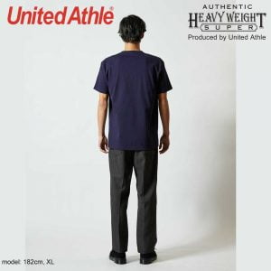 United Athle 4252-01 Heavy Weight Adult Cotton Tee