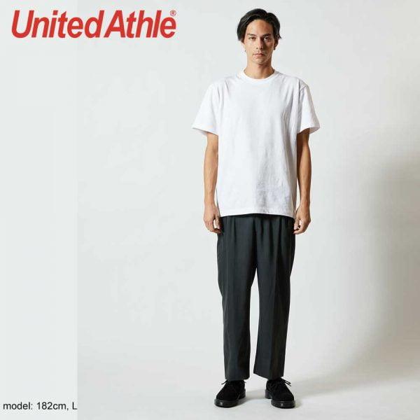 United Athle 5001-01 5.6oz Adult Cotton T-shirt