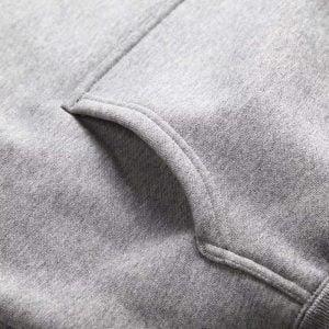 United Athle 5618-01 10.0 oz T/C Hooded Sweatshirt