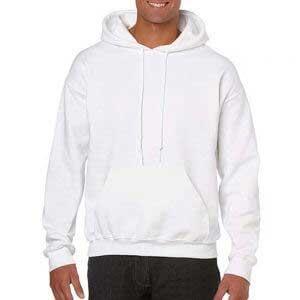 Gildan 18500 Adult Hooded Sweatshirt