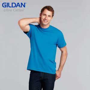 Gildan 2000 6.0oz Ultra Cotton Adult T-Shirt (US Size)