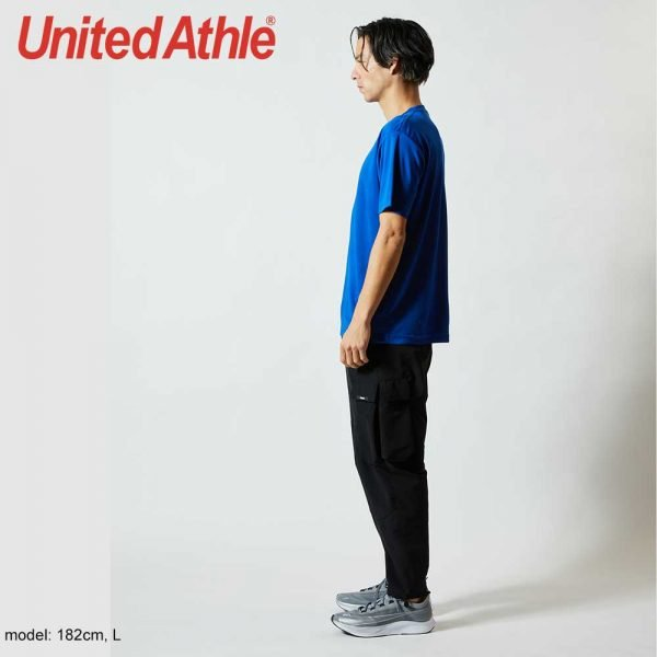 United Athle 5088-01 成人 DRY SILKY TOUCH T 恤