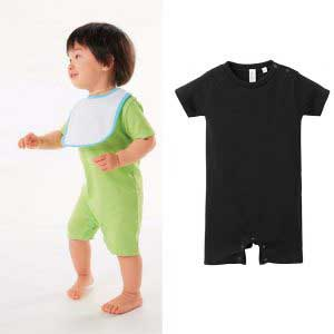 United Athle 5148-02 5.6oz Baby Rompers