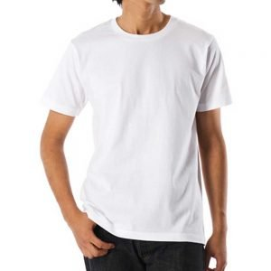 United Athle 5401-01 日本優質潮流全棉 T 恤