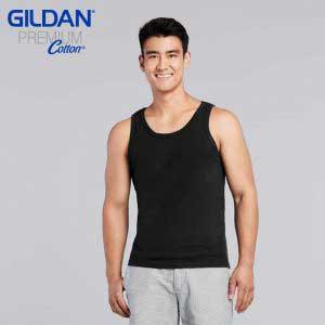 Gildan 76200 5.3oz Premium Cotton Adult Tank Top