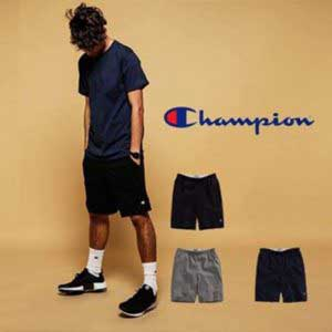 Champion 8180 9-Inch Inseam Cotton Jersey Shorts with Pockets