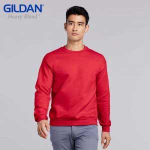 Gildan 88000 8.0oz Heavy Blend 成人圓領衛衣
