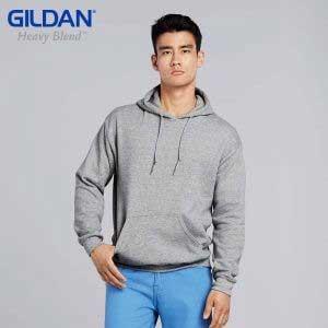 Gildan 88500 8.0oz HEAVY BLEND Adult Hooded Sweatshirt