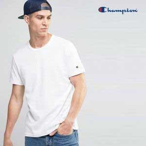 Champion T425 Adult Cotton Short Sleeve T-Shirt (US Size)