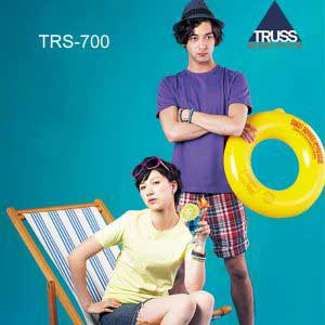 TRUSS TRS-700 Cotton T-Shirt
