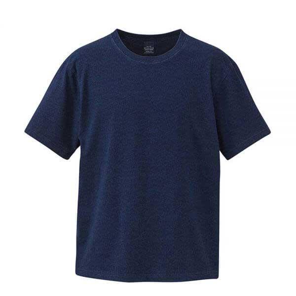 United Athle 3990 5.3oz 成人丹寧藍 T 恤