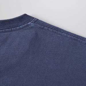 United Athle 5029 5.6oz 顏料染圓領短袖有袋 T 恤