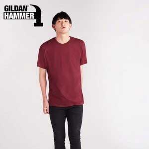 Gildan HA00 6.1oz Hammer 成人圓筒 T 恤