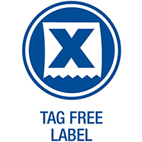 Tag Free Label