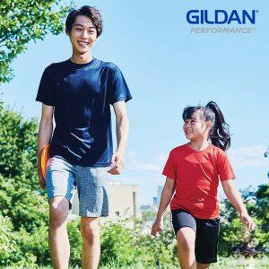 Gildan 4BI00B Performance 4.6oz Youth Mesh T-Shirt
