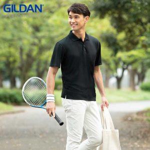 Gildan P4BI00 Performance 成人運動 Polo 恤