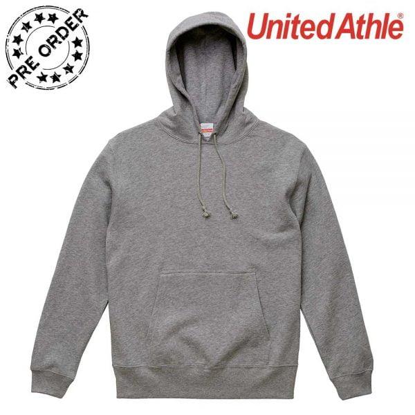 United Athle 5214-01 10.0oz 魚鱗布連帽 全棉衛衣