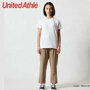 United Athle 5001-03 優質潮流日本全棉女裝T恤